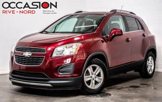 Used 2013 Chevrolet Trax 1LT BLUETOOTH+A/C+GR.ELECTRIQUE for sale in Boisbriand, QC