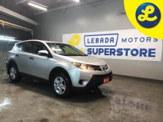 Used 2013 Toyota RAV4 LE AWD * Automatic with eco and sport mode * Climate control * Phone connect * Hands free steering wheel controls * Cruise control * Traction control for sale in Cambridge, ON