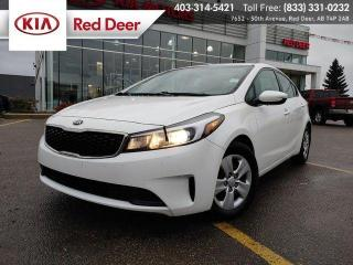 Used 2017 Kia Forte LX, Great Commuter, 6.3L/100km Hwy for sale in Red Deer, AB