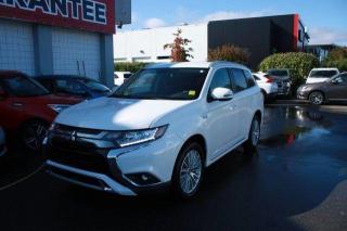 Used 2019 Mitsubishi Outlander Phev SE for sale in Nanaimo, BC