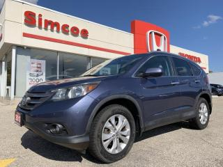 Used 2013 Honda CR-V Touring for sale in Simcoe, ON