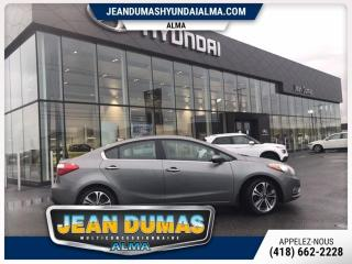 Used 2016 Kia Forte MODÈLE EX SIÈGE CHAUFFANT DÉMARREUR MAG for sale in Alma, QC