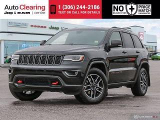 New 2020 Jeep Grand Cherokee Trailhawk for sale in Saskatoon, SK