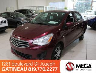 Used 2017 Mitsubishi Mirage G4 ES for sale in Gatineau, QC