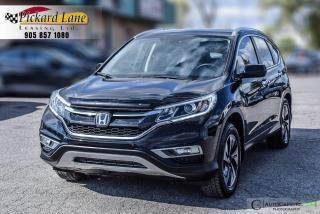 Used 2015 Honda CR-V Touring TOURING! | ACCIDENT FREE | AWD | NAVIGATION for sale in Bolton, ON