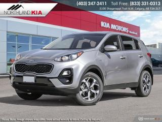 New 2021 Kia Sportage LX S for sale in Calgary, AB