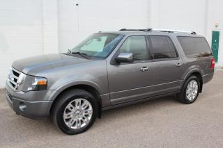 Used 2012 Ford Expedition Max Limited LEATHER SUNROOF AWD for sale in Regina, SK