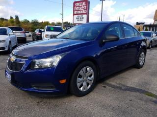 Used 2012 Chevrolet Cruze LS for sale in Cambridge, ON
