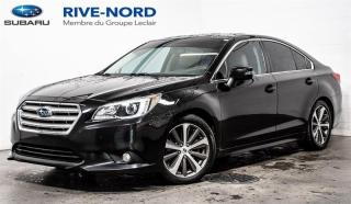 Used 2016 Subaru Legacy 3.6R Limited NAVI+CUIR+TOIT.OUVRANT for sale in Boisbriand, QC