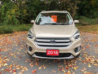 Used 2018 Ford Escape Titanium for sale in Morrisburg, ON