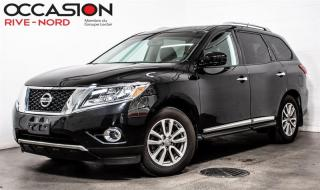 Used 2016 Nissan Pathfinder SL AWD 7.PASS+NAVI+CUIR+TOIT.OUVRANT for sale in Boisbriand, QC
