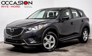Used 2014 Mazda CX-5 Gx Mags+bluetooth for sale in Boisbriand, QC