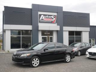 Used 2007 Toyota Camry Vendu, sold merci for sale in Sherbrooke, QC
