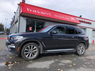 Used 2019 BMW X3 Nav, Panoramic Roof, Blindspot, Heated Seats!! for sale in Surrey, BC