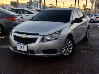 Used 2011 Chevrolet Cruze 1LS for sale in Toronto, ON