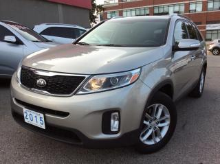 Used 2015 Kia Sorento LX for sale in Toronto, ON