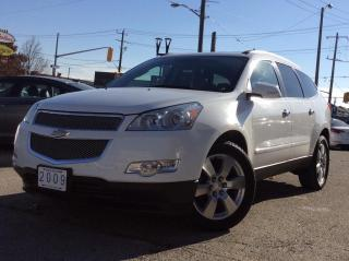 Used 2009 Chevrolet Traverse LTZ for sale in Toronto, ON