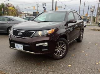 Used 2011 Kia Sorento SX for sale in Toronto, ON