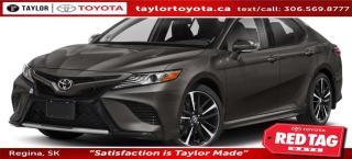 New 2020 Toyota Camry XSE V6 for sale in Regina, SK