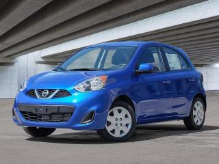Used 2019 Nissan Micra SV AUTOMATIQUE-A/C-CRUISE CONTROL-CAMERA DE RECUL-BLUETOOTH-GR. ELECTRIQUE for sale in Montréal, QC