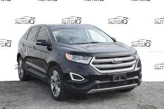 Used 2017 Ford Edge Titanium for sale in Sault Ste. Marie, ON