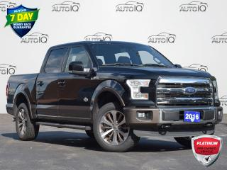 Used 2016 Ford F-150 King Ranch for sale in Waterloo, ON