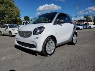 Used 2016 Smart fortwo Passion  *NAV*CRUISE*A/C* 39$/SEM for sale in St-Jérôme, QC