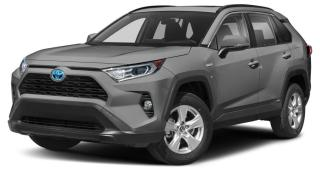 New 2021 Toyota RAV4 Hybrid XLE for sale in Stouffville, ON