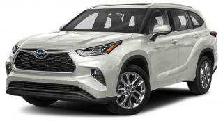 New 2021 Toyota Highlander Hybrid Limited for sale in Stouffville, ON