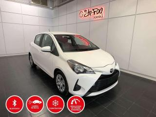 Used 2019 Toyota Yaris LE - CAMERA DE RECUL - SIEGES CHAUFFANTS for sale in Québec, QC