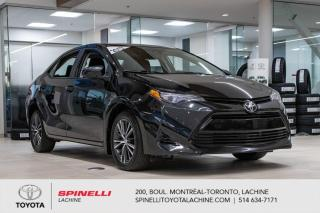 Used 2017 Toyota Corolla LE AMELIORE DEMARREUR! TOIT OUVRANT! for sale in Lachine, QC