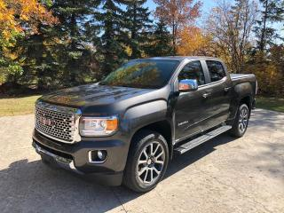 Used 2020 GMC Canyon 4WD Denali for sale in Rosenort, MB
