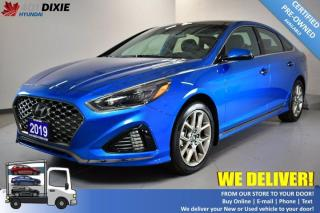 Used 2019 Hyundai Sonata Ultimate for sale in Mississauga, ON