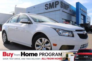 Used 2014 Chevrolet Cruze LT- Remote Start, Bluetooth, Back Up Camera for sale in Saskatoon, SK