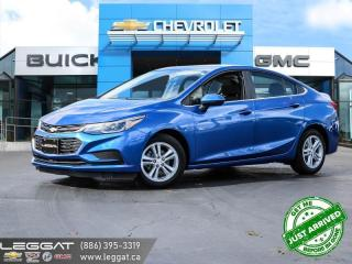 Used 2017 Chevrolet Cruze LT Auto ONE OWNER! | CLEAN HISTORY! for sale in Burlington, ON