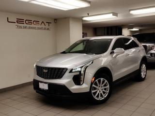 New 2021 Cadillac XT4 Luxury - Heated Seats -  Android Auto for sale in Burlington, ON
