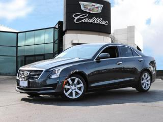 Used 2016 Cadillac ATS 2.5L for sale in Burlington, ON