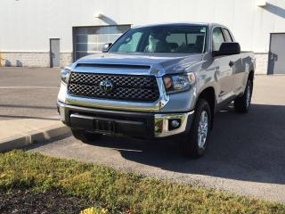 New 2021 Toyota Tundra DBL CAB+SR5 PACKAGE! for sale in Cobourg, ON