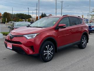 Used 2017 Toyota RAV4 LE-ONE OWNER+DEALER SERVICED! for sale in Cobourg, ON