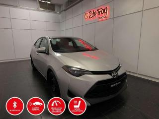 Used 2017 Toyota Corolla LE - TOIT OUVRANT for sale in Québec, QC