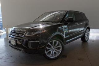 Used 2017 Land Rover Evoque HSE for sale in Langley City, BC