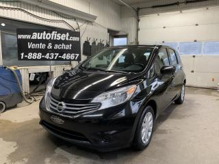 Used 2015 Nissan Versa Note 5DR HB AUTO 1.6 SV for sale in St-Raymond, QC