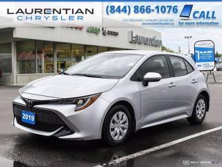 Used 2019 Toyota Corolla Hatchback !!  BACKUP CAMERA!!  BLUETOOTH!! for sale in Sudbury, ON