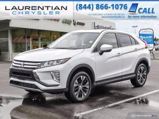 Used 2020 Mitsubishi Eclipse Cross ES!!  AWD!!  HEATED SEATS!! for sale in Sudbury, ON