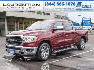 Used 2019 RAM 1500 Big Horn!!  HEATED SEATS!!  8.4 INCH SCREEN!! for sale in Sudbury, ON