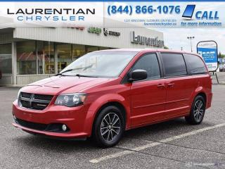 Used 2013 Dodge Grand Caravan SXT!!  BACKUP CAMERA!!  STOW & GO!! for sale in Sudbury, ON