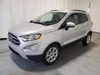 New 2020 Ford EcoSport SE for sale in Regina, SK