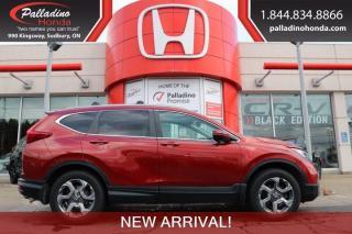 Used 2017 Honda CR-V EX-L for sale in Sudbury, ON