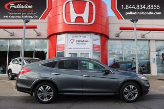 Used 2014 Honda Accord Crosstour EX-L for sale in Sudbury, ON
