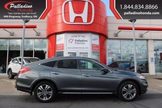 Used 2014 Honda Accord Crosstour EX-L for sale in Sudbury, ON